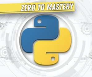Complete Python Developer in 2020: Zero to Mastery