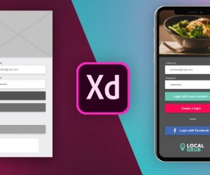 User Experience Design – Learn the UX UI Process & Adobe XD Course