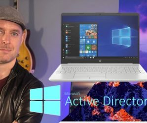 Learn Active Directory & Group Policies – Win Server 2019