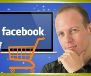 Facebook Page With A Shop For Facebook Ads